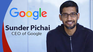 sundar-pichai-the-ceo-of-Google-you-must-know